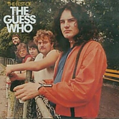 The Guess Who - Best of [New CD]