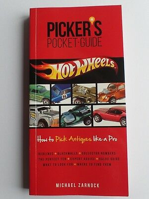 Hotwheels 2015 Pickers Pocket Guide Diecast Cars 1968-99 Id-Val-Photos Free Post