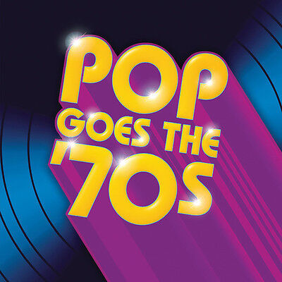 Various Artists - Pop Goes the 70S [New CD]