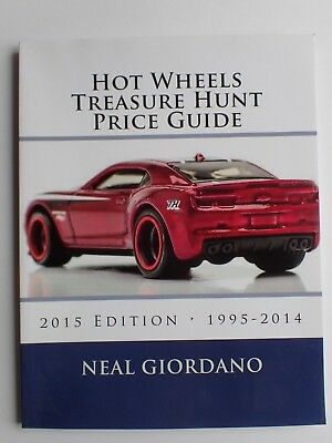 Hotwheels Treasure Hunt Photos Info Guide Diecast Cars Pricing + More 1995 -2014