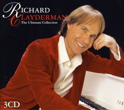 Richard Clayderman - Ultimate Collection [CD New]