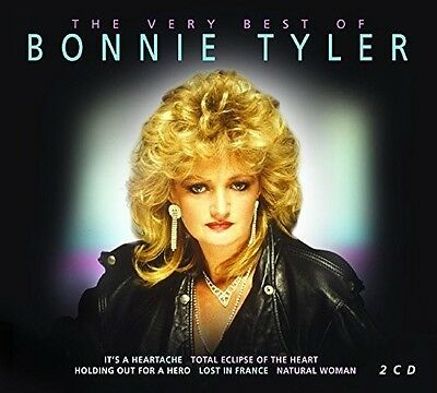 Very Best Of - 2 DISC SET - Bonnie Tyler (2015, CD NEW)
