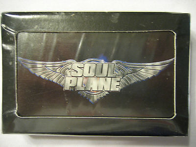 SOUL PLANE 2004 sealed movie playing cards promo by MGM NEW Snoop Dogg.