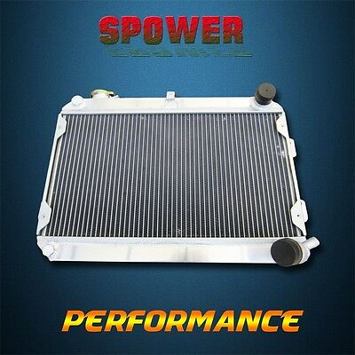 3 Row 56mm Aluminum Radiator For Mazda RX-7 GS GSL S R2 1.1L MT 79-82 Small Size