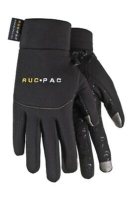 RucPac - Professional Tech Gloves for Photographers Touchscreen/Dexterous/Warm