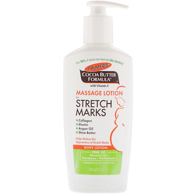 New Palmer's Cocoa Butter Formula Massage Lotion For Stretch Marks Skin Health