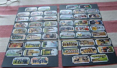 """Set of repro. cigarette cards """"INTERESTING CUSTOMS OF THE NAVY etc"""" 1939[C66]"""