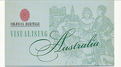 Australian Stamps: 2012 Colonial Heritage Visualising Post Office Pack