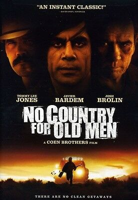 No Country for Old Men (2011, DVD NEW)