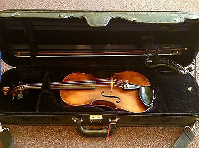 Antique Violin - William Chadwick -1911  Amati Model   (UK Seller)