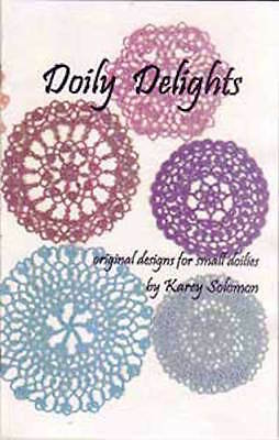 Doily Delights - Tatted Doily Patterns