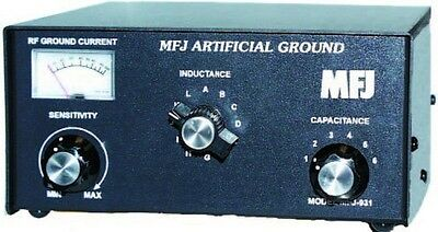 MFJ 931 1.8 To 30MHz Artificial Ground Tuner