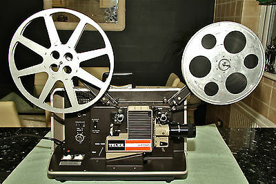 TELEX SIXTEEN 16mm Optical Sound Projector