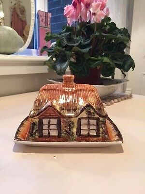 Cottage Ware Butter Dish by Price Bros.