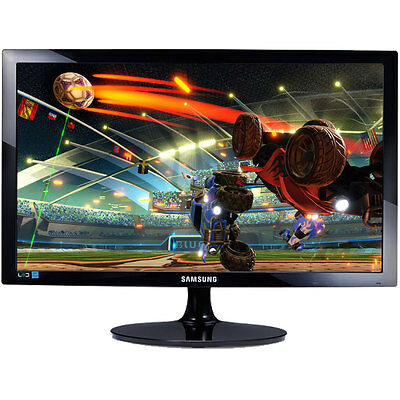 SAMSUNG S24D330H 24 INCH 60Hz 1080p 1MS GAMING MONITOR - VGA & HDMI CONNECTIONS