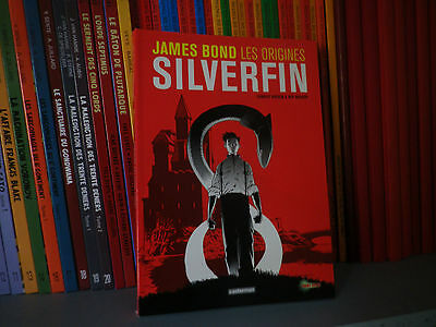 JAMES BOND LES ORIGINES : Silverfin - Higson/Walker - BD