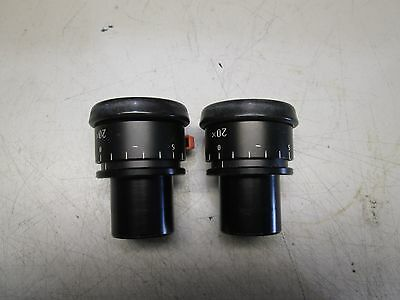 Zeiss eyepieces 20x for Zeiss Surgical Microscope