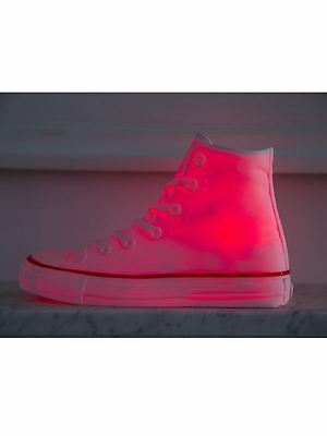 Sneaker Light Led White Or Colour Changing Mode New Shoe Converse