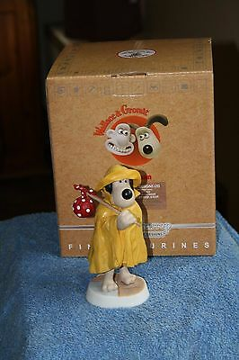 ROBERT HARROP - WALLACE AND GROMIT - GROMIT - THE WRONG TROUSERS (with box) l/e