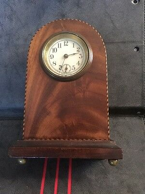 Beautiful Wooden Mantle Clock