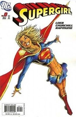 "Comic DC ""Supergirl #0"" 2005 NM"
