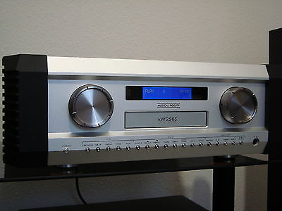 Musical Fidelity kW250S CD-Receiver, All-in-one