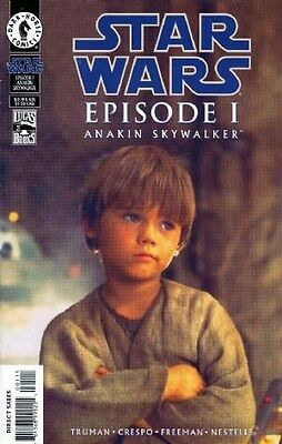 "Comic Dark Horse ""Star Wars Episode 1: Anakin Skywalker #1 One-Shot"" 1999 NM"