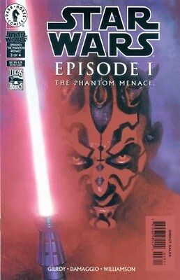 "Comic Dark Horse ""Star Wars Episode 1 #3"" 1999 NM (Art Cover)"