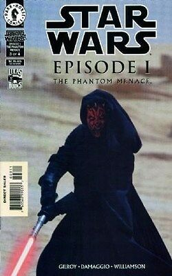 "Comic Dark Horse ""Star Wars Episode 1 #3"" 1999 NM (Photo Cover)"