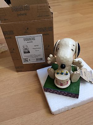 snoopy collectibles Birthday