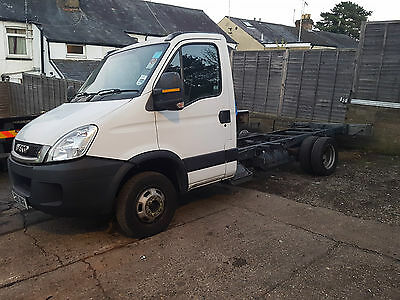 Iveco Daily 40c14 chasis cab