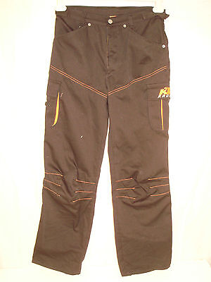 pantaloni da meccanico mechanic pants ktm off road taglia M motocross enduro