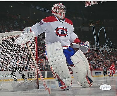 Carey Price Autographed Signed Montreal Canadiens 8x10 Photograph (JSA)