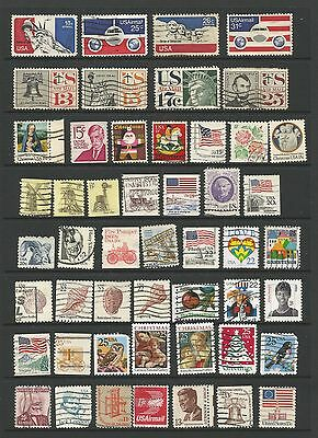 France Early Collection 43 Stamps Overprint  Good to Fine Used
