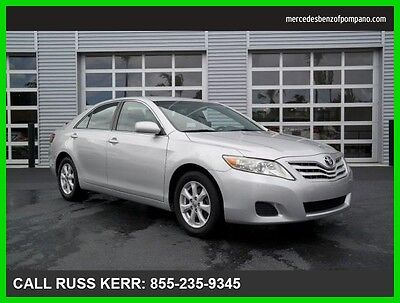 2011 Toyota Camry LE One Owner Clean Carfax Low Miles 2011 Camry LE One Owner Clean Carfax We Finance and assist with Shipping