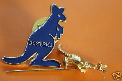 fosters beer Pin Badge.