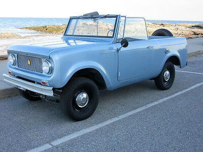 1965 International Harvester Scout 80 1965 International Harvester Scout 80 Daily Driver