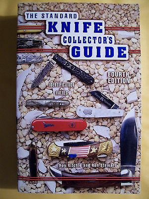 POCKET KNIFE PRICE GUIDE COLLECTOR'S BOOK 781 PAGES Hundreds of Knives