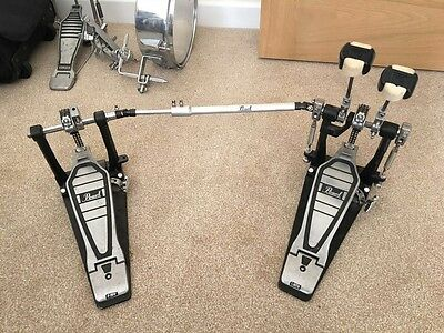 Pearl Double Bass Drum Peddle