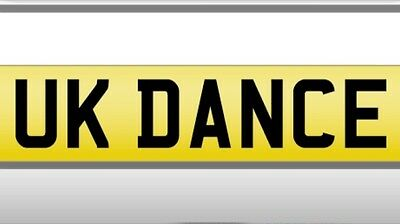 Private Plate Cherished Number Registration No Reserve Bargain DJ Music Party