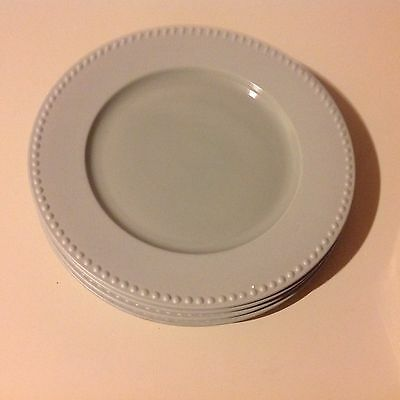 DANSK RONDURE SAGE GREEN Set 4 DINNER PLATES
