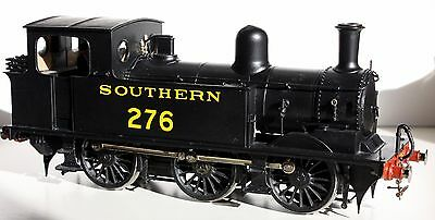 Southern Railway G6 loco - Built from etched brass kit (DC switchable to DCC)