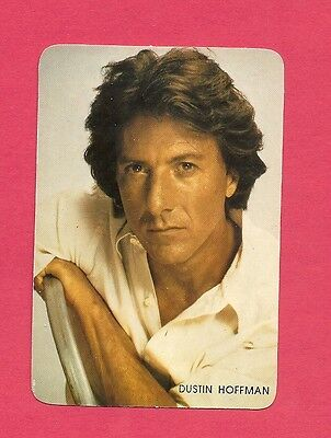Dustin Hoffman Movie Collectible Card 1991; Hollywood Star