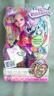 Ever After High - Way To Wonderland - Courtly Jester Doll