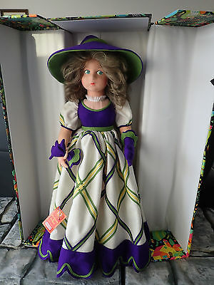 Lenci Puppe Doll Cristina 1922 Replica Felt 1981 (Limited 430 from 999) 70 cm