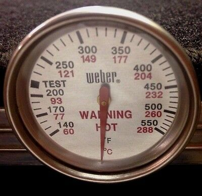 Weber Dual-Purpose Thermometer #62538