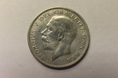 1935 Georgivs v Del gra  Half Crown Coin Great Britain