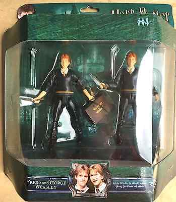 Harry Potter - Fred & George Weasley Action Figures
