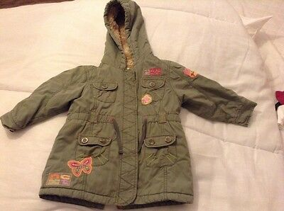 girls next coat age 3-4