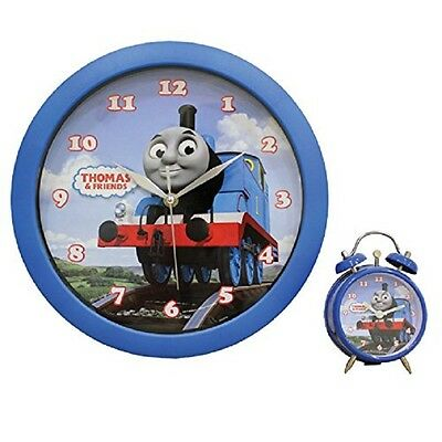 Thomas the tank engine CLOCK AND ALARM CLOCK gift set official